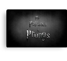 My Patronus is Prongs Canvas Print