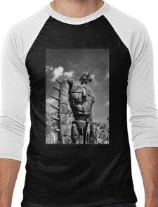 Sky soldier Men's Baseball ¾ T-Shirt