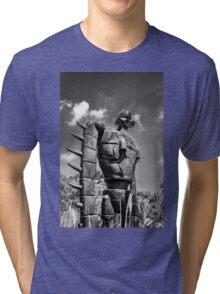 Sky soldier Tri-blend T-Shirt