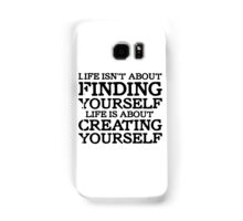 George Carlin Quote Inspirational Motivational Cool Smart Samsung Galaxy Case/Skin
