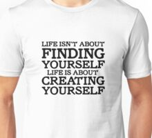 George Carlin Quote Inspirational Motivational Cool Smart Unisex T-Shirt