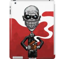 The Floating Gentlemen iPad Case/Skin
