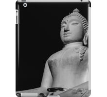 The White Budha iPad Case/Skin