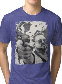 A World Of Pain b Tri-blend T-Shirt