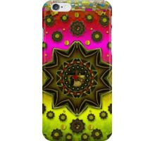 Stars a dove a  woodo stratocaster in peace and leather iPhone Case/Skin