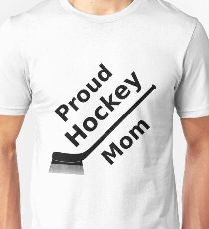 Proud Hockey Mom Unisex T-Shirt