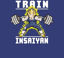 TRAIN INSAIYAN - Vegeta Squat Unisex T-Shirt
