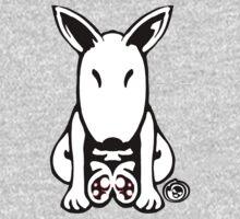 English Bull Terrier Tee  Baby Tee