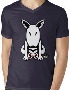 English Bull Terrier Tee  Mens V-Neck T-Shirt