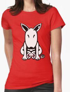 English Bull Terrier Tee  Womens Fitted T-Shirt