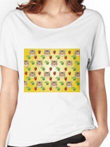Cat Vector Women's Relaxed Fit T-Shirt