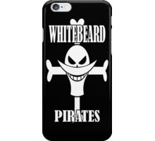 Whitebeard pirates iPhone Case/Skin