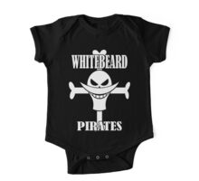 Whitebeard pirates One Piece - Short Sleeve