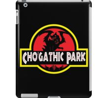 Cho'Gathic Park Parody iPad Case/Skin