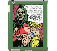 Death Will Tremble iPad Case/Skin