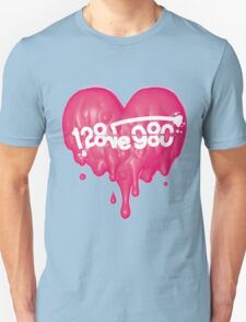 I Love you <3 Unisex T-Shirt