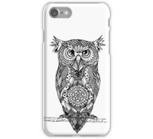 Owl by Ivy's Art iPhone Case/Skin