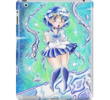 Sailor Mercury Colored Pencil iPad Case/Skin