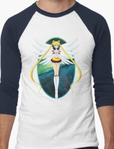 Eternal Sailor Moon Men's Baseball ¾ T-Shirt
