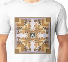 Dogs in a Box Unisex T-Shirt