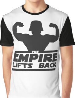 Star Wars - The Empire Lifts Back Graphic T-Shirt