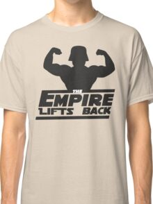 Star Wars - The Empire Lifts Back Classic T-Shirt