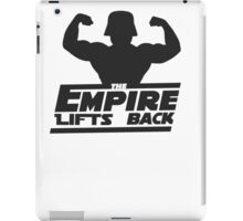 Star Wars - The Empire Lifts Back iPad Case/Skin