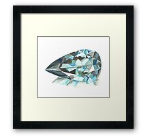 You Are My Gem Framed Print