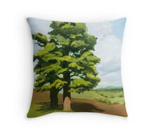 Bathgate Tree Throw Pillow
