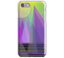 Abstract Elevation iPhone Case/Skin