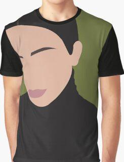 Military Kim Kardashian  Graphic T-Shirt