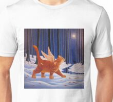 A walk on the quiet side. Unisex T-Shirt