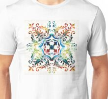 Pattern Art - Color Fusion Design 7 By Sharon Cummings Unisex T-Shirt