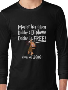 Dobby Graduation 2016 Long Sleeve T-Shirt