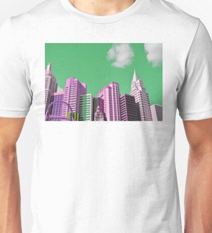 Vegas New York Unisex T-Shirt