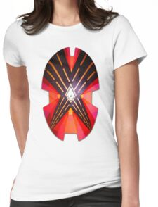 Fusion in Confusion Womens Fitted T-Shirt