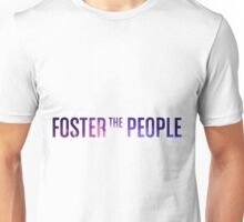 Foster The People Galaxy Unisex T-Shirt