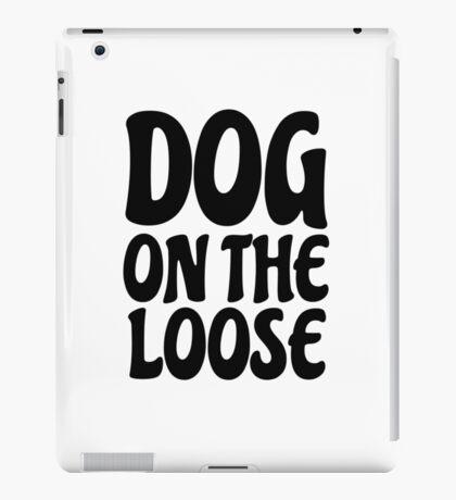 Funny Dog Sex Joke Humour Comedy Player Mens Humour iPad Case/Skin