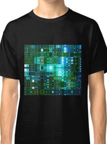 Tapestry of Star Systems Classic T-Shirt