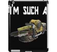 I'm Such a Buzzkill iPad Case/Skin