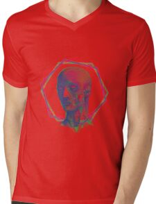 Anatomy RGB Mens V-Neck T-Shirt