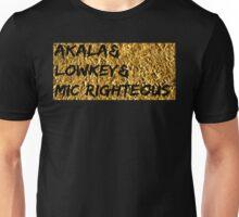 Akala & Lowkey & Mic Righteous UK music (T-shirt, Phone Case & more) Unisex T-Shirt