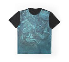 Aquatic Life 2 Graphic T-Shirt