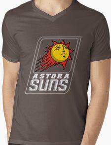 astora suns Mens V-Neck T-Shirt