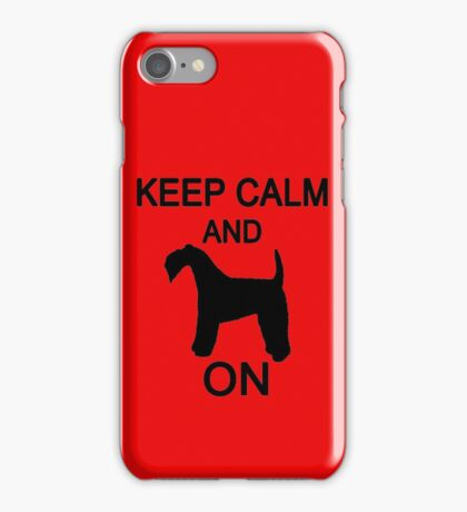 Keep Calm & Kerry On iPhone Case/Skin