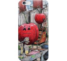 Sour Cherry Wheat  iPhone Case/Skin