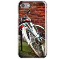 Oxford bicycle iPhone Case/Skin