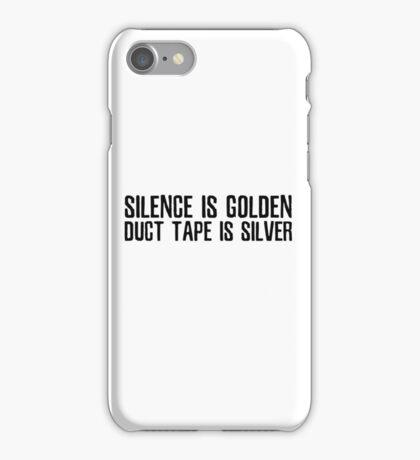 Weird Dark Humour Scary Joke Comedy Funny  iPhone Case/Skin