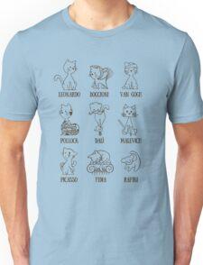 Art History Unisex T-Shirt