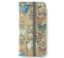 The Butterfly Collection II iPhone Wallet/Case/Skin